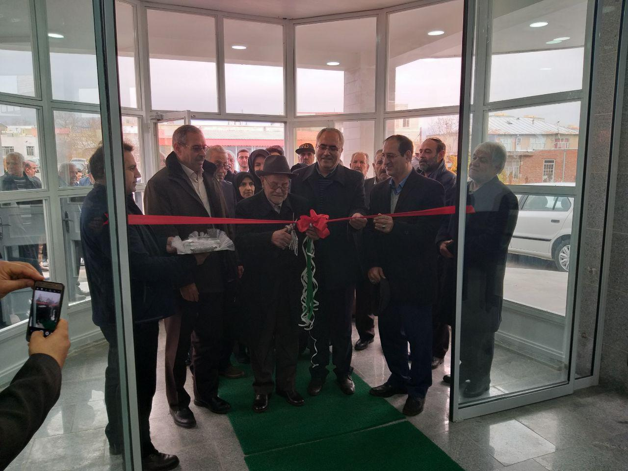 افتتاح نخستین هتل آپارتمان سالمندی در آذربایجان شرقی