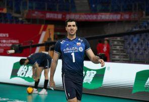 حضور در بازیهای المپیک افتخار بزرگی برای والیبال است