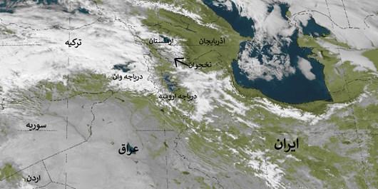 پدیده هاله حرارتی عامل اصلی عدم ورود سامانههای بارشی به آذربایجان /محیط زیست انسانی به مرحله خطرناکی رسیده است