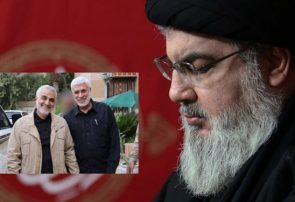 نصرالله در واکنش به ترور سردار سلیمانی: به این شهادت با عظمت غبطه میخورم