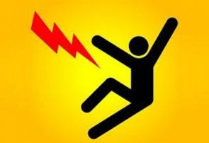 فوت ۲ نفر در حادثه برق گرفتگی در جلفا