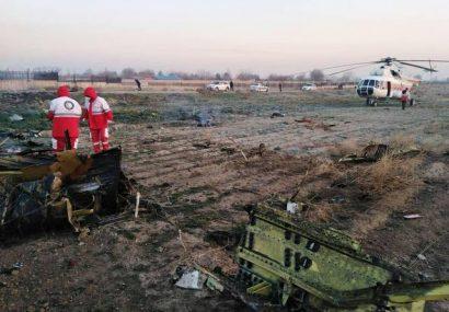سقوط هواپیمای اوکراینی در نزدیکی فرودگاه امام خمینی(ره) +جزئیات