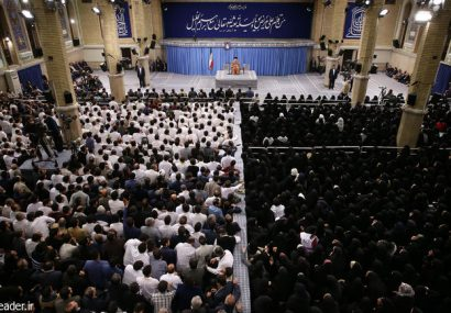 هرکس منافع ملت ایران را تهدیدکند بدون ملاحظه به او ضربه خواهیم زد