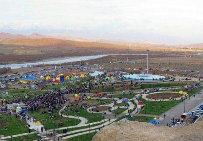 پروژه پارک بزرگ تبریز یک پارک منطقه ای بوده و کاملا با دقت پیش می رود