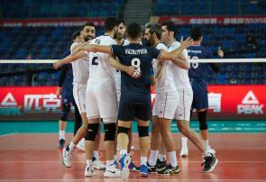ایران با شکست کره فینالیست شد/ یک گام تا المپیک توکیو