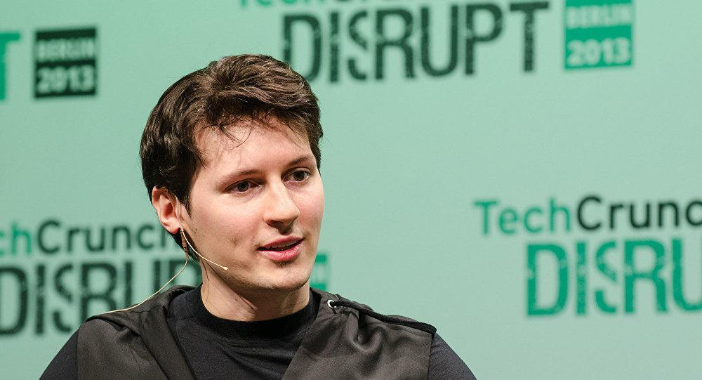 مؤسس تلگرام درباره خطر استفاده از واتساپ هشدار داد