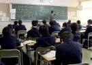 مدارس ژاپن یک ماه تعطیل شد