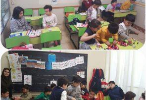 بازی با ریاضیات مرا به موفقیت رساند/ استفاده از بازی و دستورزی در تدریس دانش آموز را هم در آموزش سهیم میکند