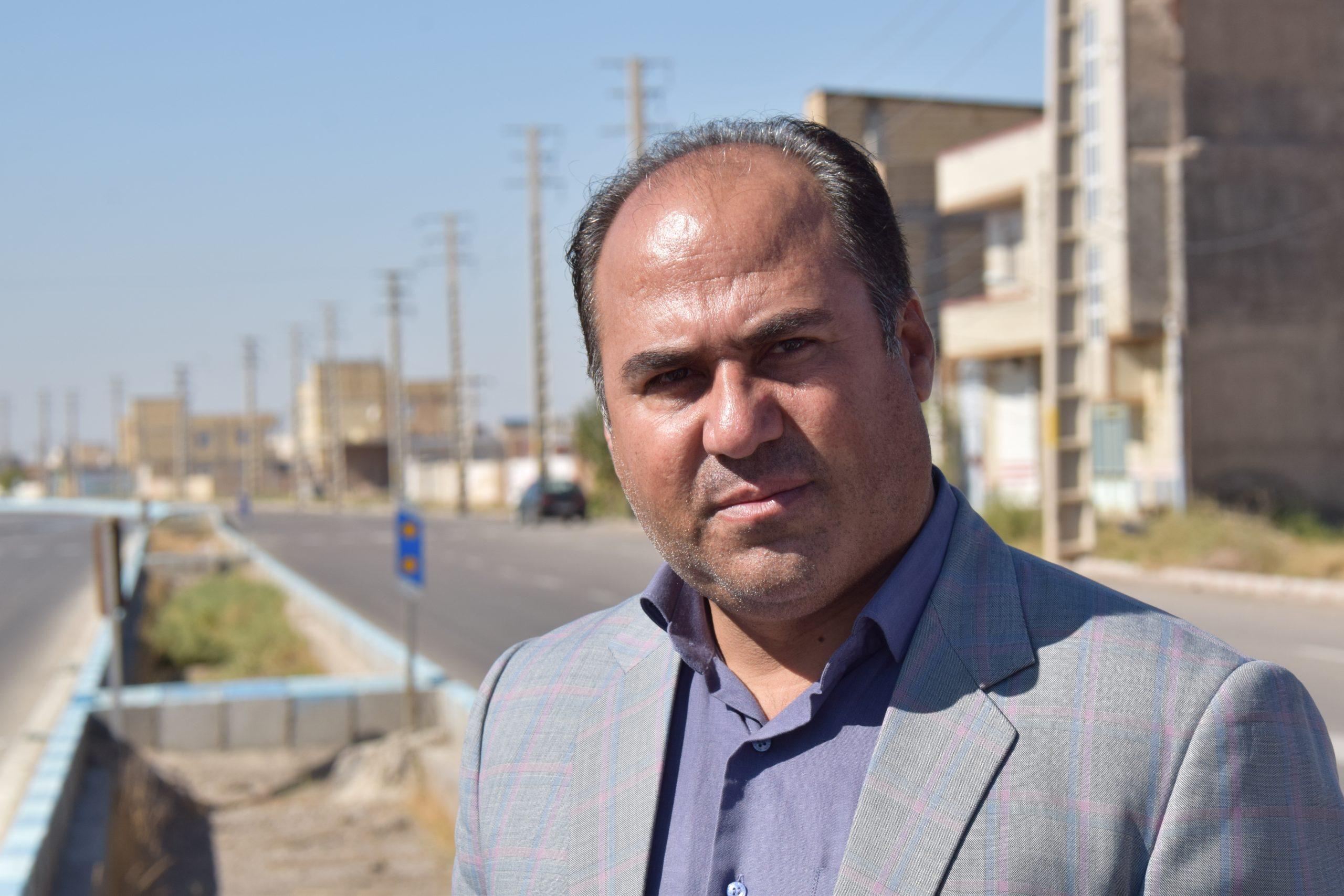 نهضت آسفالت در روستاهای شهرستان تبریز