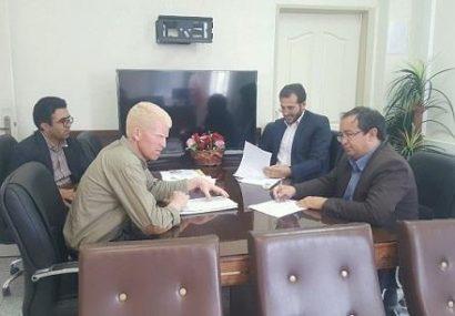 برگزاری دیدار مردمی رئیس و دادستان شهرستان خداآفرین به مناسبت هفته قوه قضاییه