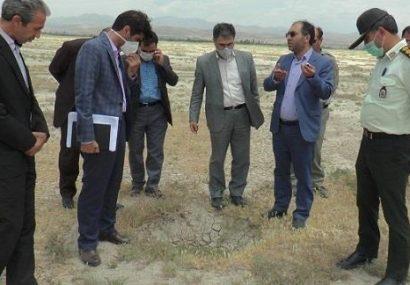 نبود نظارت کافی بر اجرای طرح بیان زدایی حاشیه دریاچه ارومیه از موارد تضییع بیت المال است