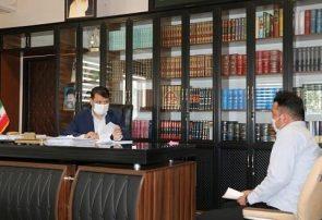 رسیدگی به ۷۴ پرونده قضایی در دیدار چهره به چهره با رئیس کل دادگستری استان