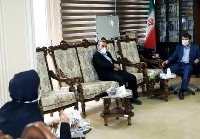 بررسی ۹۶ پرونده قضایی در دیدار چهره به چهره با رئیس کل دادگستری آذربایجان شرقی