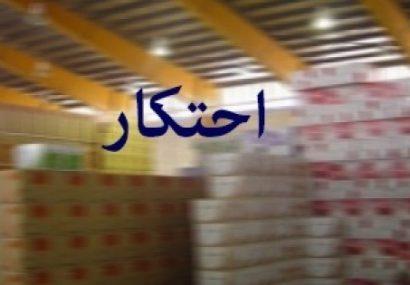 کشف بیش از ۲۲ هزار لیتر روغن مایع احتکار شده در بستان آباد