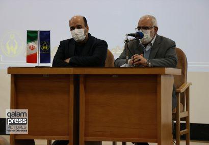 محمد کلامی برای دو سال دیگر سکان دار کمیته امداد استان شد