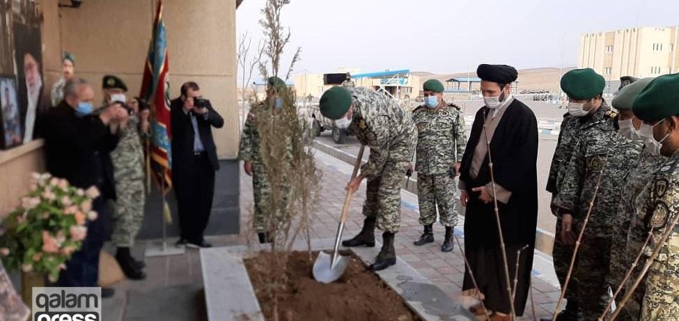 روز درختکاری نمونه ای از حرکت انقلابی و انسان دوستانه است