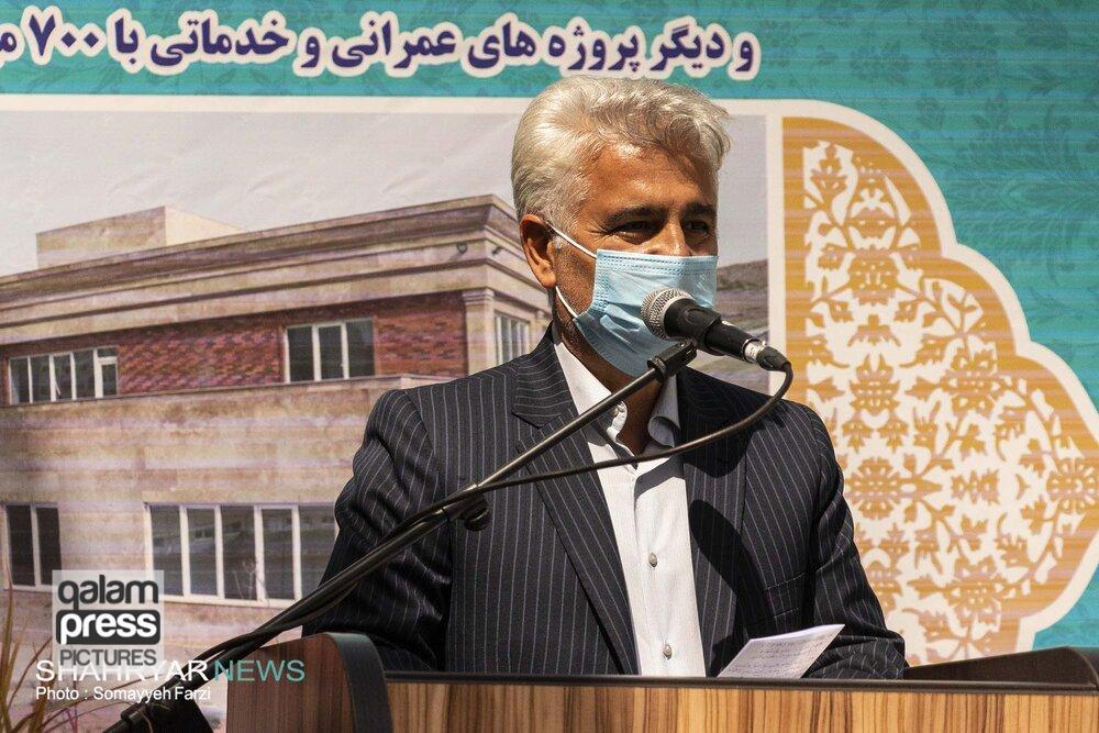 شهرداری منطقه ۵ کارگاه عمرانی شهرداری تبریز است