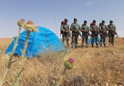 ارتش آماده مقابله با هر گونه حوادث غیرمترقبه است
