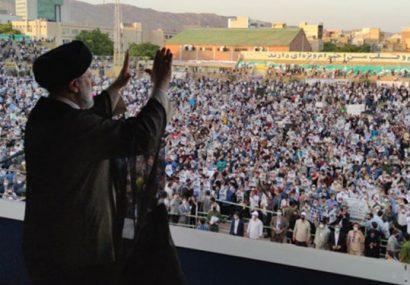جشن پیروزی آیتالله رئیسی ساعت ۱۹ در میدان امام حسین(ع) برگزار میشود