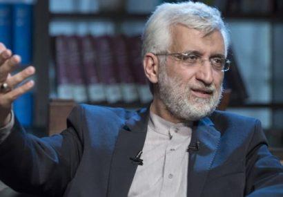 جلیلی: با بیخیالی، دهها میلیون ایرانی را در مشکلات حبس کردهاند، بعد شعار آزادی میدهند