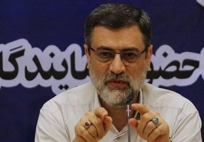 قاضیزاده هاشمی: برای اصلاح مدل حکمرانی لاریجانی-روحانی آمدهام