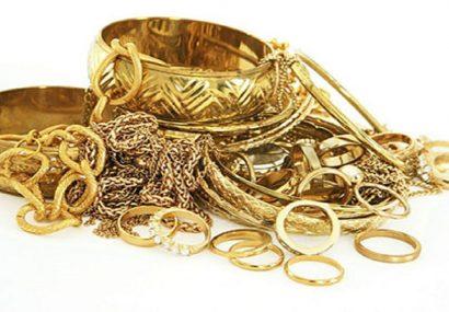 قیمت طلا نزولی شد