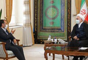 رئیسقوه قضاییه: امروز کشور در یکجنگ اقتصادیقرار دارد