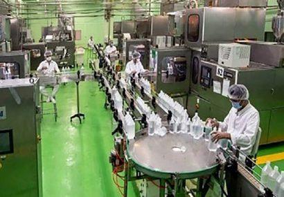 مدرن ترین واحد سرم سازی غرب آسیا پس از بازسازی آماده راه اندازی شد