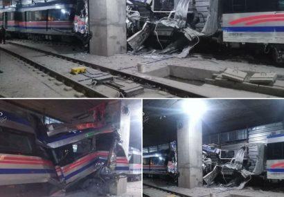 دلایل حادثه مترو تبریز اعلام شد