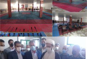 نخستین خانه تخصصی روستایی تکواندو کشور در چاراویماق افتتاح شد