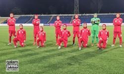 سفر تیم ملی فوتبال بانوان به ازبکستان با کادر پروازی بانوان