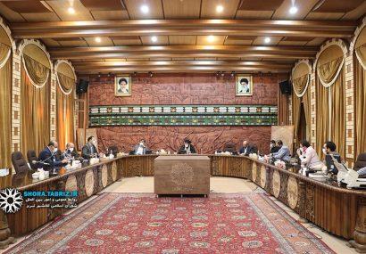 وضعیت سرمایه گذاری در شهر تبریز قابل دفاع و قبول نیست