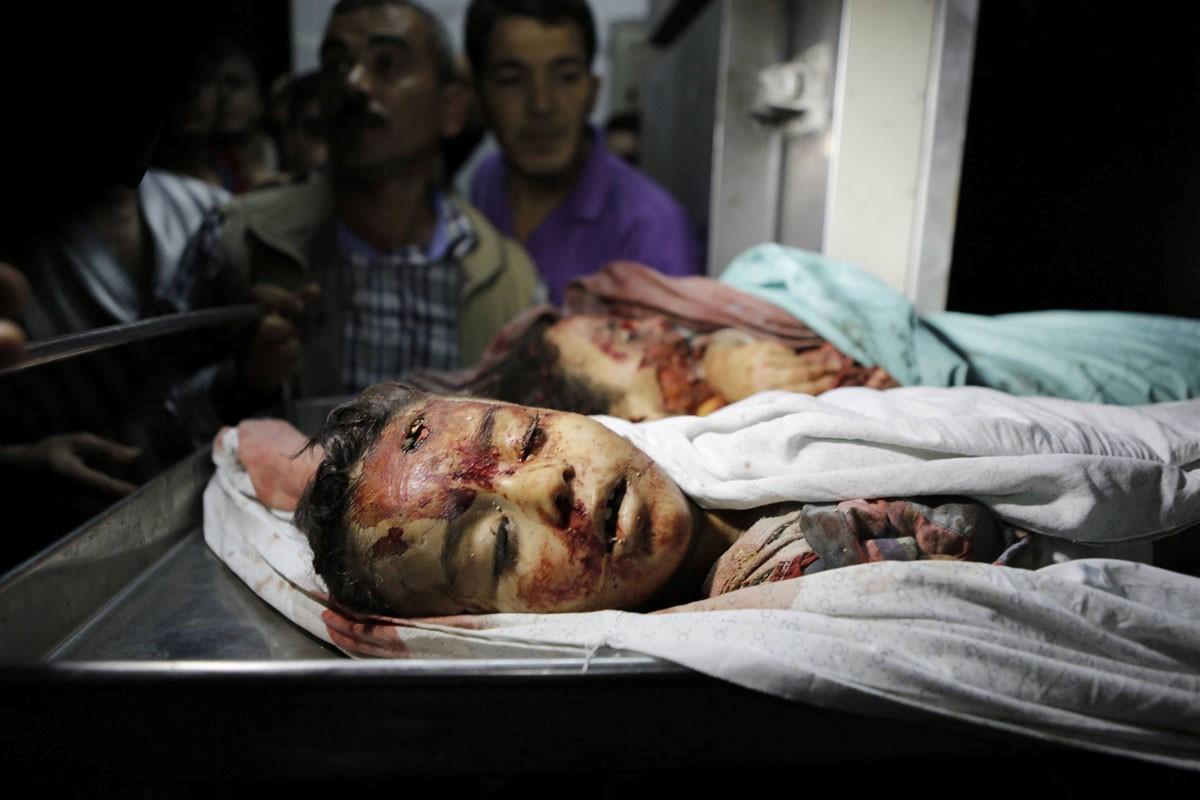 استفاده از سلاح ممنوع توسط رژیم صهیونیستی علیه فلسطینیان