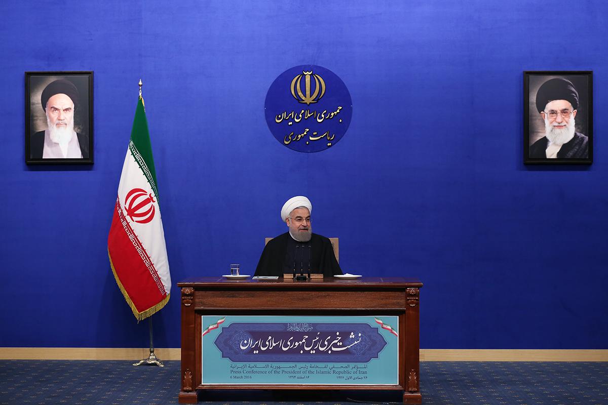 مردم ایران دعوا، قهر و جنگ نمیخواهند و پیام انتخابات ۹۲ خود را در ۹۴ هم تکرار کردند