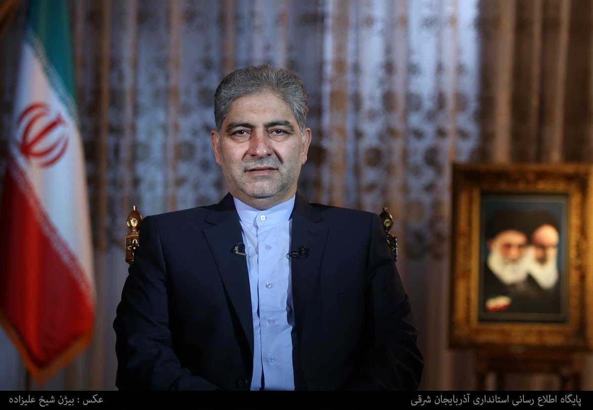 """سال ۹۵ سال حرکت به سمت تحقق شعار """"آذربایجان، سر ایران"""" خواهد بود"""