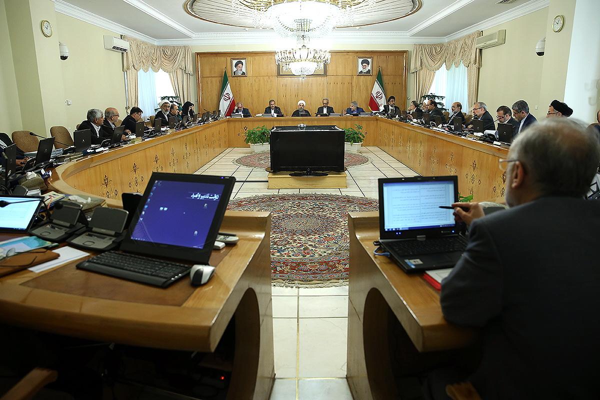 استانداران خراسان شمالی و جنوبی تعیین شدند/ لایحه اصلاح قانون بودجه سال ۱۳۹۵ کل کشور تصویب شد