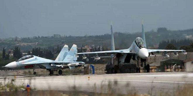 انهدام دو پهباد تروریست ها در سوریه