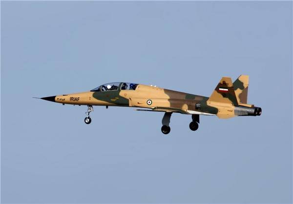 جزئیات سقوط جنگنده نیروی هوایی ارتش در دزفول / خلبان اف ۵ به شهادت رسید