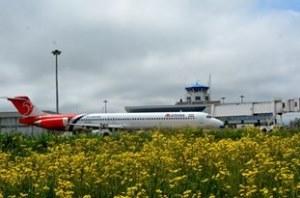 فرودگاه سهند پس از پنج ماه، دوباره تعطیل شد