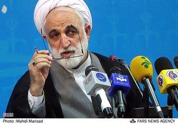 اژهای در واکنش به ادعای احمدینژاد: اگر کسی پولها را برداشته شاید خبر دارد کجاست!