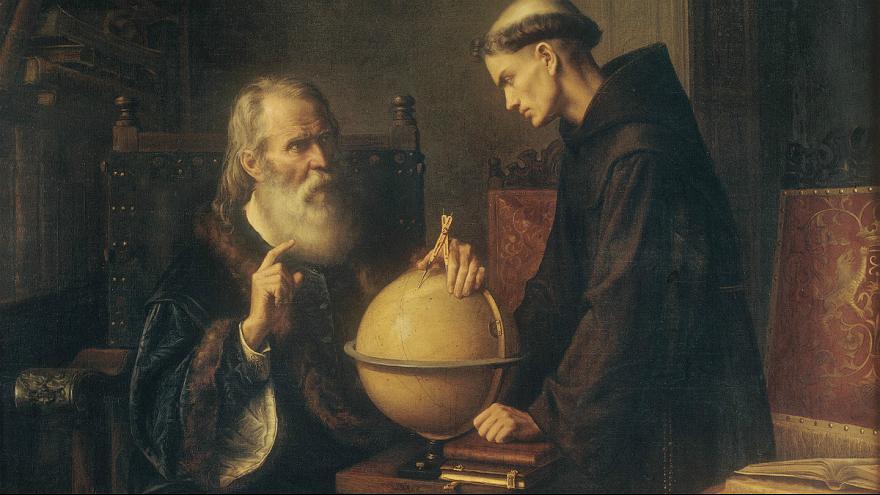 کشف نسخه اصلی نامه ۴۰۰ ساله گالیله