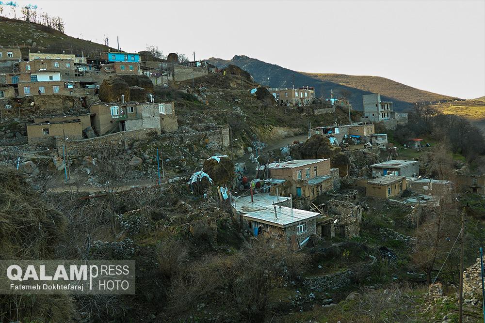 بازدید از مناطق محروم شهرستان کلیبر