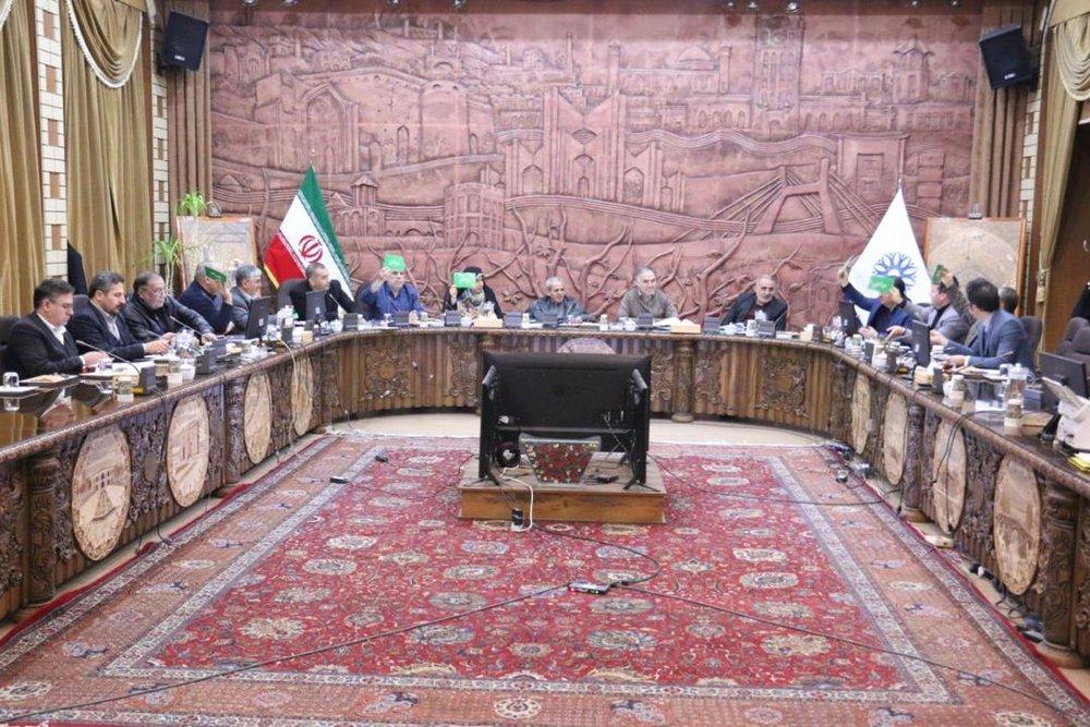 تفریغ بودجه سال ١٣٩۶ شهرداری تبریز تصویب شد