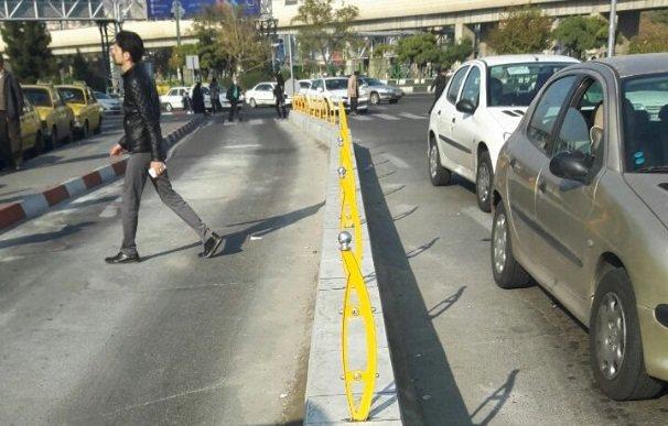 گام های موثری در بخش اصلاحات هندسی تقاطع های تبریز برداشته شده است