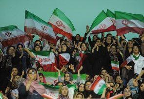 وزیر ورزش: ملاحظات امنیتی مانع حضور زنان در ورزشگاهها میشود