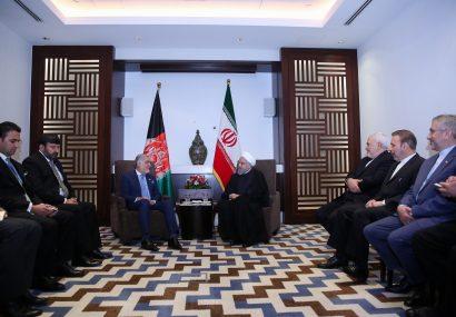 ایران خواهان ثبات، امنیت و توسعه افغانستان است