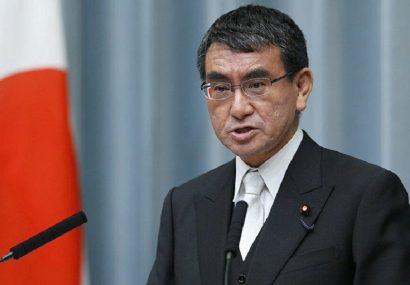 توکیو برای کاهش تنش میان آمریکا و ایران تلاش می کند