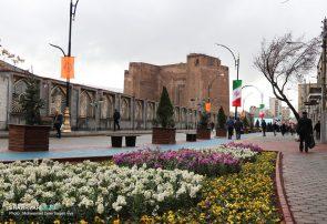 پیاده راههای تبریز؛ فرصتی برای لمسِ تجربه شهر انسان محور