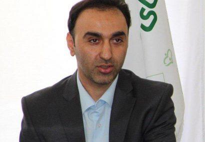 سعید نامور، مدیرعامل جمعیت خیریه قلبهای سبز شد