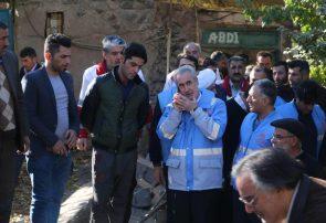 رئیس جمهور جان باختن تعدادی از هموطنان در زلزله شهرستان میانه را تسلیت گفت